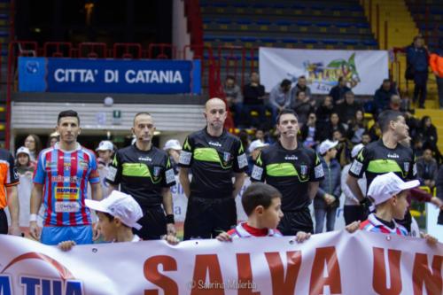 Meta Catania Real Rieti (1)
