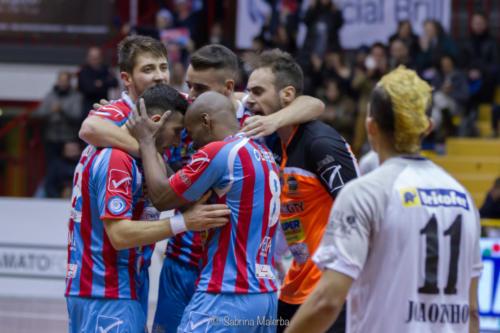 Meta Catania Real Rieti (9)